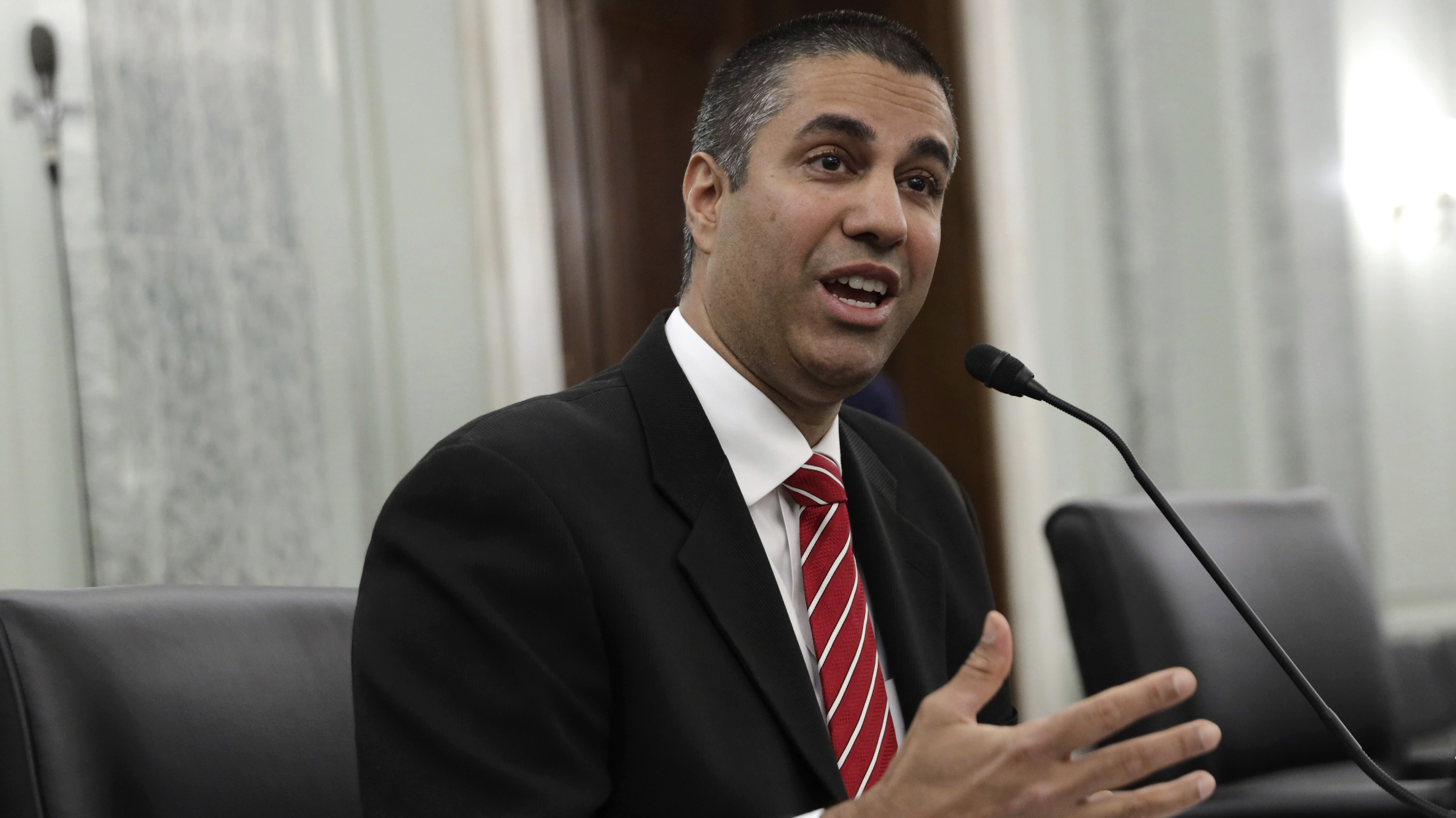 variety.com - Todd Spangler - Outgoing FCC Chair Ajit Pai Praised by Industry Orgs, Slammed as 'Disastrous' by Critics