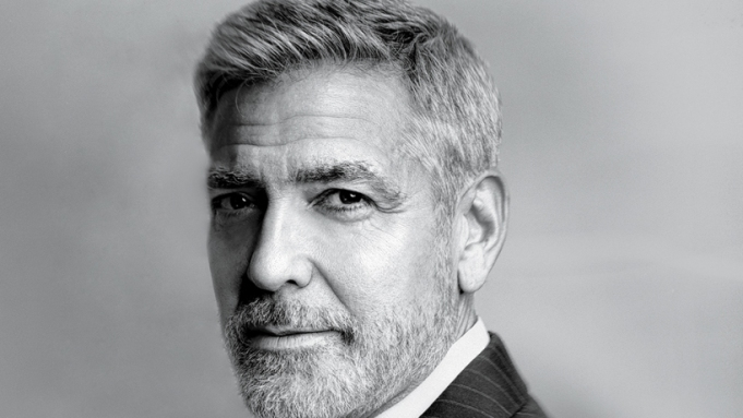 AARP: George 'a slam-dunk argument against ageism' George-Clooney-HP