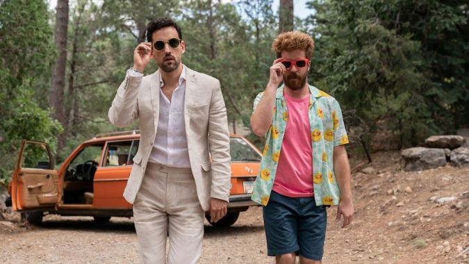 'Half Brothers' Review: A Labored Bilingual Buddy Comedy