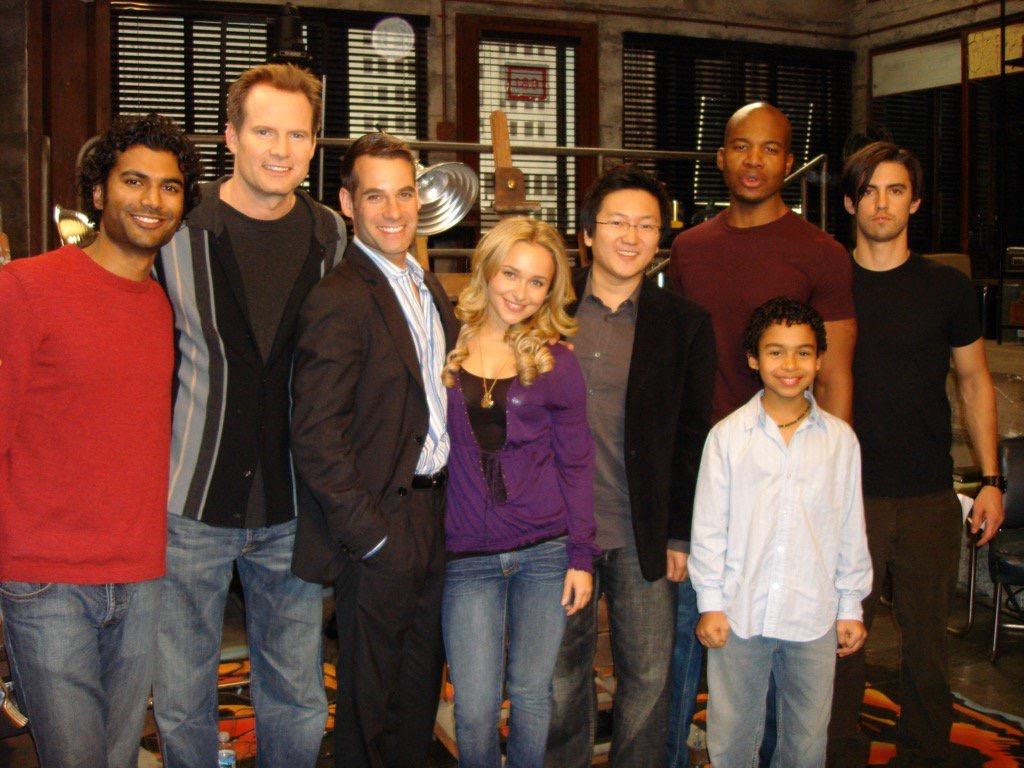Heroes Cast Leonard Roberts