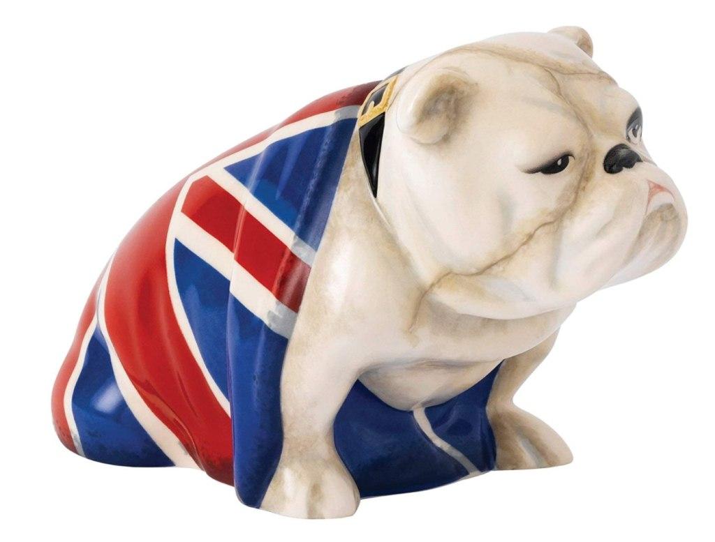 Jack the Bulldog James Bond Gifts
