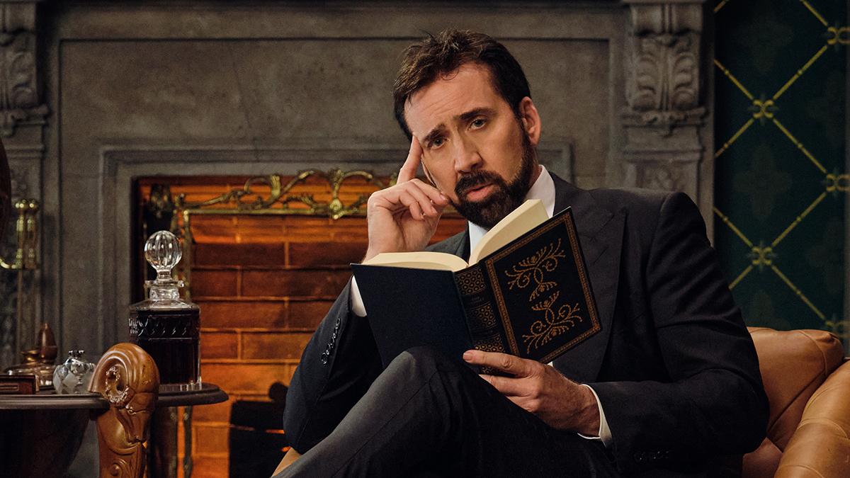 Nicolas Cage Hosts 'History of Swear Words' Series on Netflix - Variety