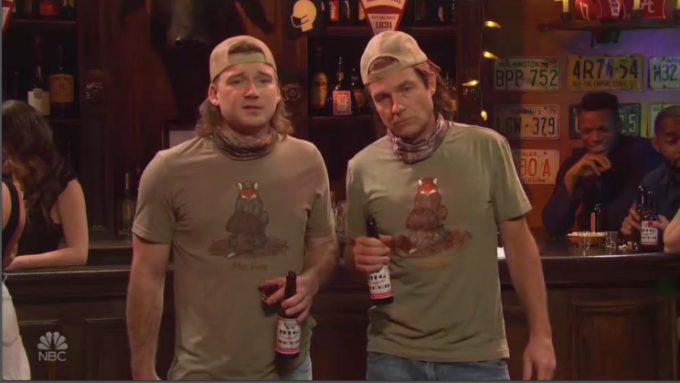 Snl Sketch Blames Nbc Execs For Pulling Morgan Wallen From Fall Show Variety