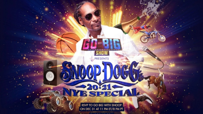 Go Big Show Snoop Dogg New Years Special