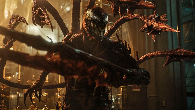 Carnage from Columbia Pictures' VENOM: LET