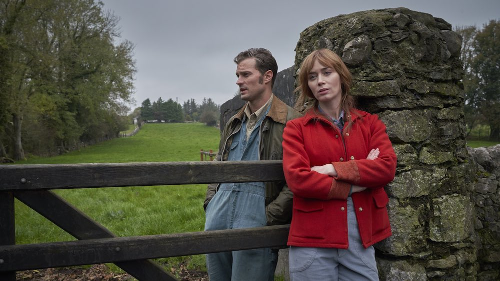 'Wild Mountain Thyme' Review: Jamie Dornan and Emily Blunt Can't Seem to Find the Words