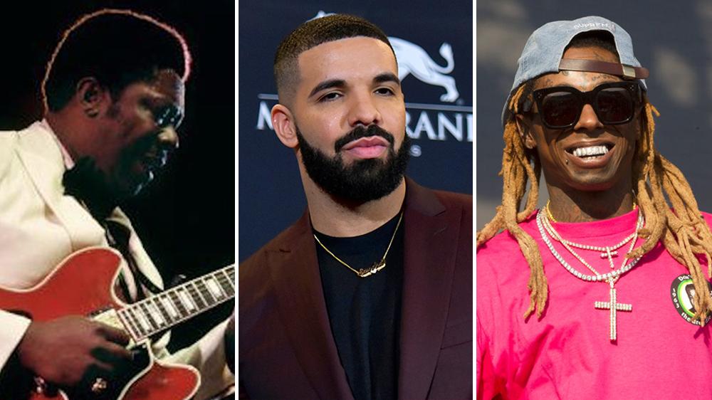 B.B. King's Estate Responds to Drake and Lil Wayne's 'B.B. King Freestyle' (EXCLUSIVE)