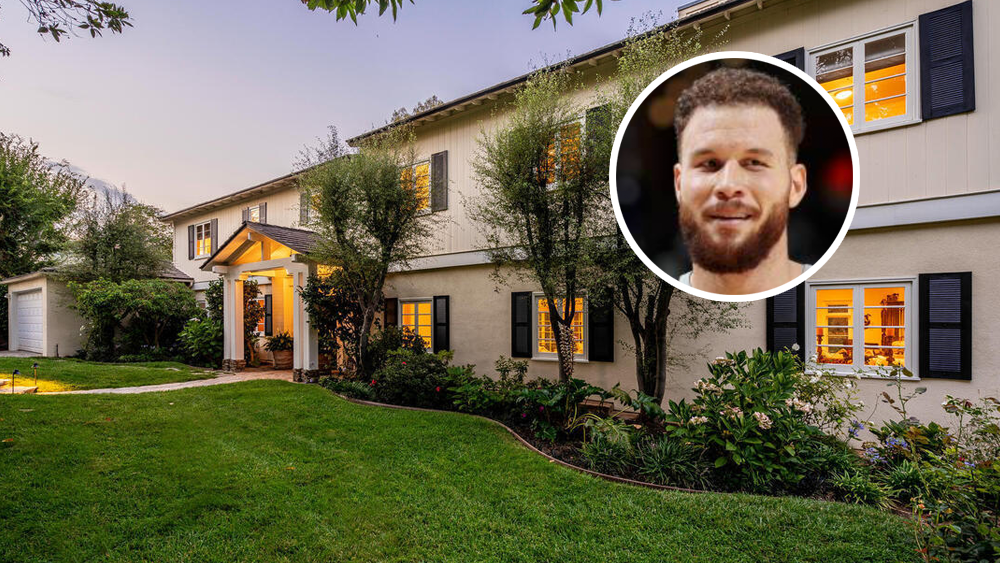 Blake Griffin Buys the Mansion Next Door