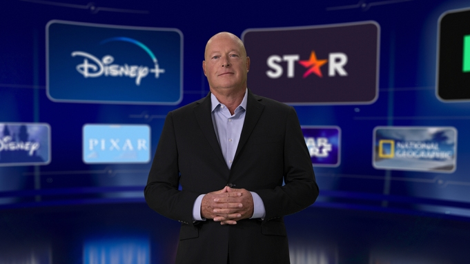 Bob Chapek Walt Disney Company's Investor
