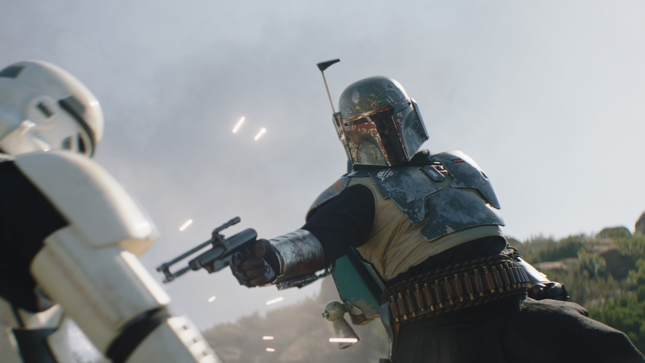 Disney Unveils First Details of 'Mandalorian' Spinoff 'The Book of Boba Fett'