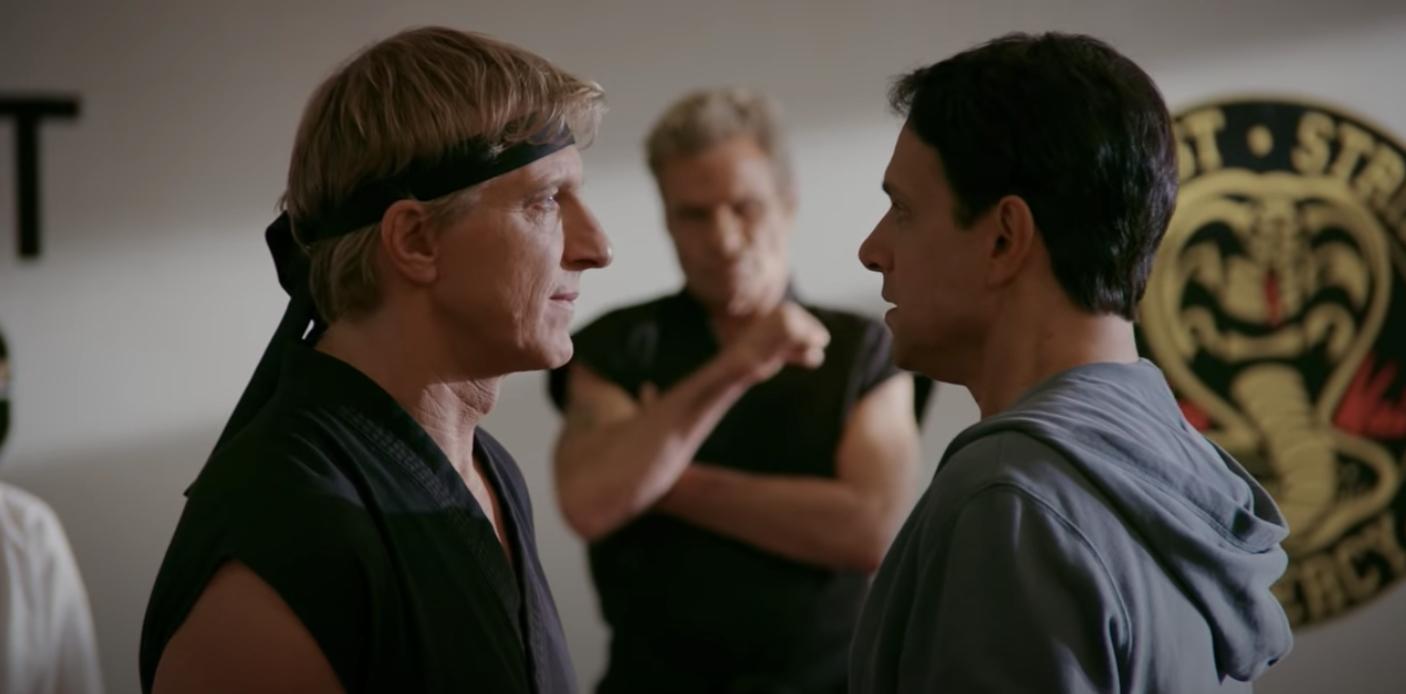 Cobra Kai' Season 3 Trailer: Daniel and Johnny Team Up - Variety