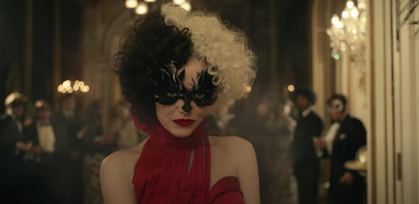 Cruella' Trailer: Emma Stone Plays Punk Rock Villain in Disney Remake - Variety