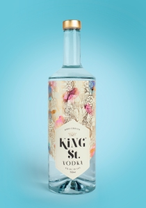 King St. Vodka Kate Hudson