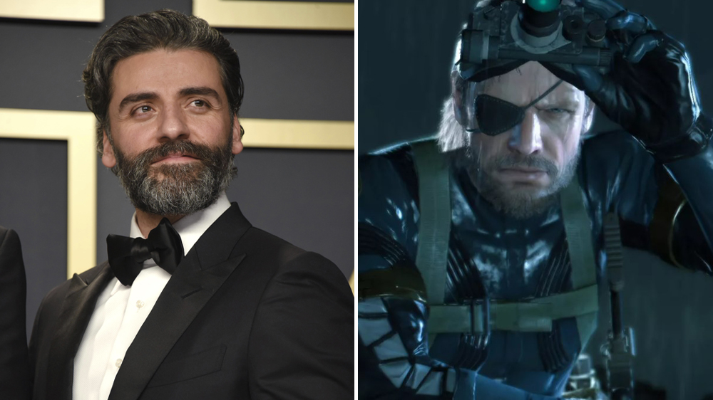 Oscar Isaac to Star as Solid Snake in 'Metal Gear Solid' for Sony
