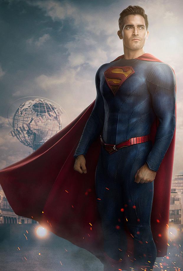 """Tyler Hoechlin """"Superman & Lois"""""""