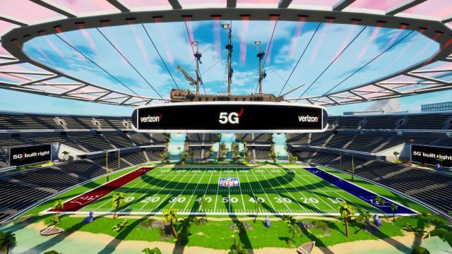 Verizon's Super Bowl Plans Extend Beyond a TV Commercial.jpg
