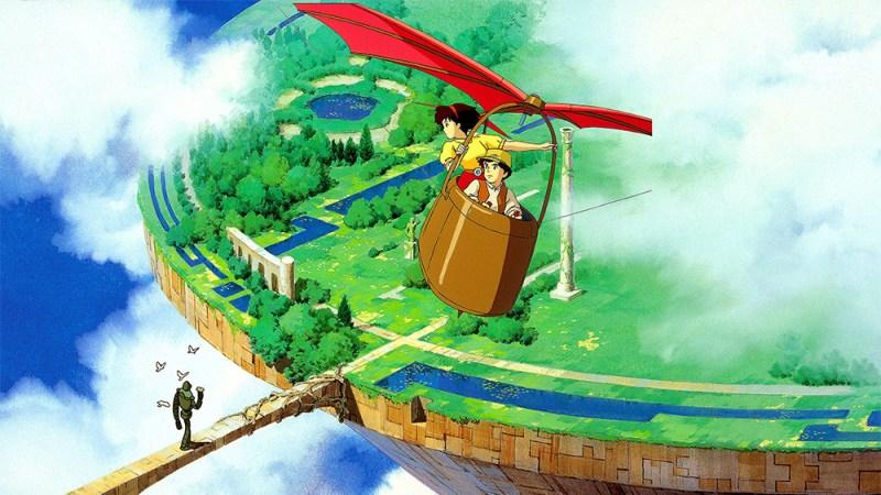 Castle in the Sky Best of Studio Ghibli