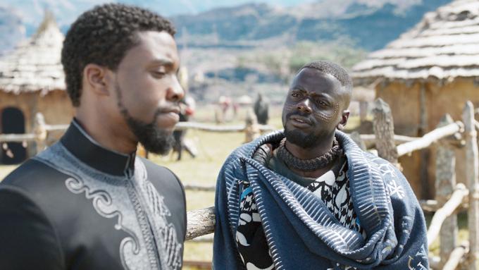 Daniel Kaluuya Black Panther