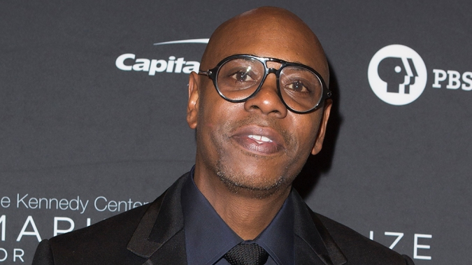 Dave Chappelle Tests Positive for COVID-19, Cancels Remainder of Texas Shows