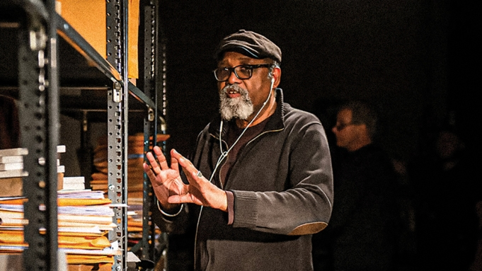 Director Sam Pollard