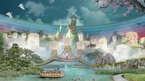 China's Enlight Media Moving Ahead on $2.5 Billion Theme Park