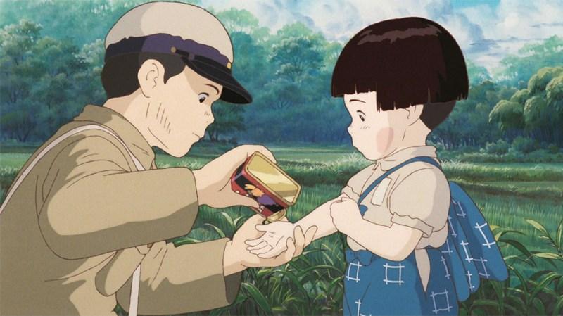 Grave of the Fireflies Best of Studio Ghibli