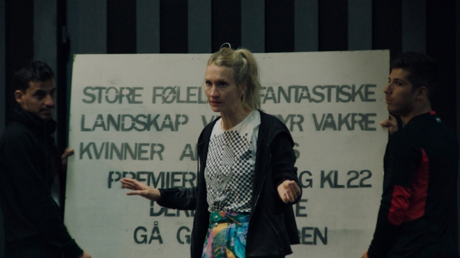Birgitte Larsen Portrays 'Lonesome Female Wolf With Burning Desire to Express Herself' in Rotterdam's 'Gritt' (EXCLUSIVE)