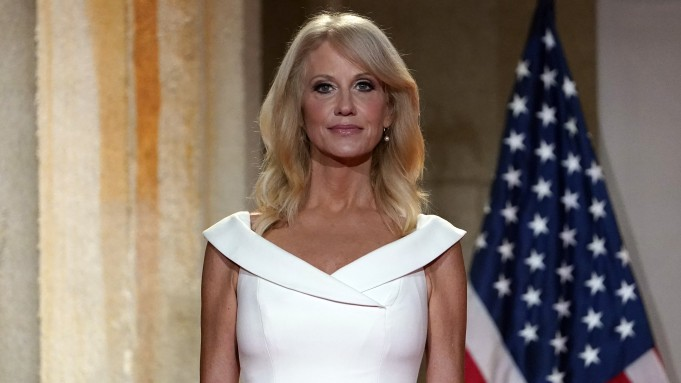 Kellyanne Conway Accused…