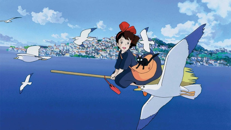 Kikis Delivery Service Best of Studio Ghibli