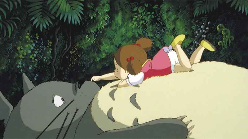 My Neighbor Totoro Best of Studio Ghibli