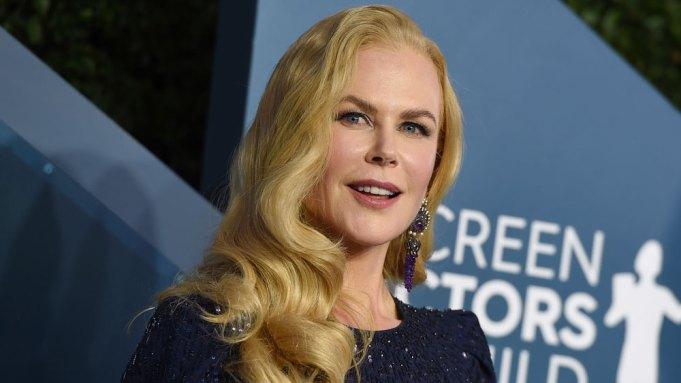 Nicole Kidman arrives at the 26th