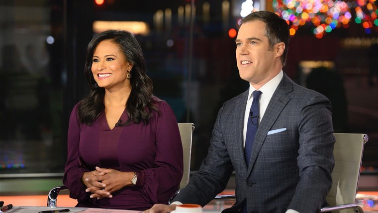 'Today' Tests Washington as Backdrop in TV's Weekend Morning-News Battle