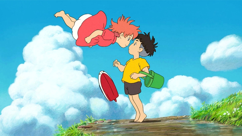 Ponyo Best of Studio Ghibli