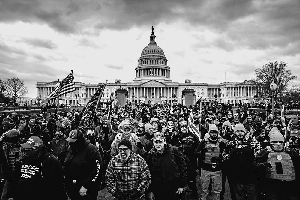 Pro Trump Mob Insurrection Demostic Terrorists