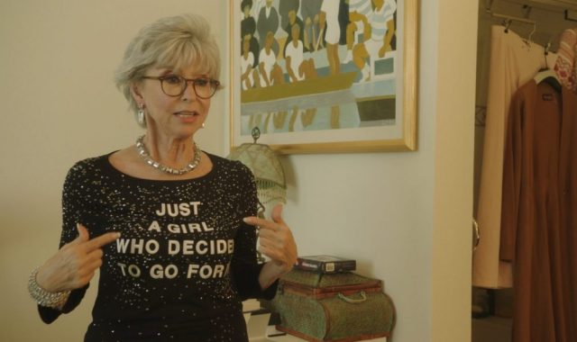 'RitaMoreno:Just a Girl Who Decided to Go for It' Review: A Role Model Who's Thoughtful and Always 'On,' Even in Her 80s.jpg