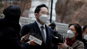 Samsung Boss Lee Jae-yong Sent Back to Jail After Retrial