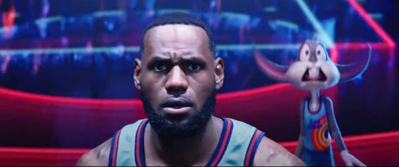 LeBron James and Bugs Bunny Slam Dunk in 'Space Jam: A New Legacy' Trailer