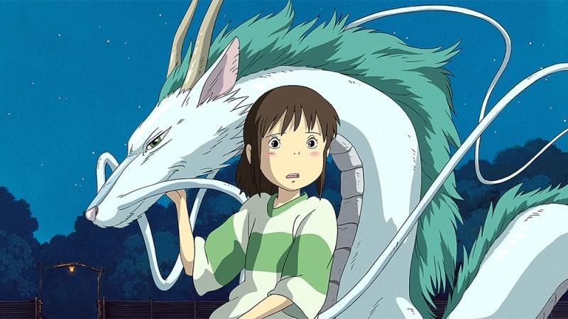 Spirited Away Best of Studio Ghibli