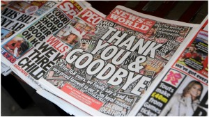 U.K. Phone Hacking Scandal Will Be Focus of New Drama Series 'Thank You & Goodbye'