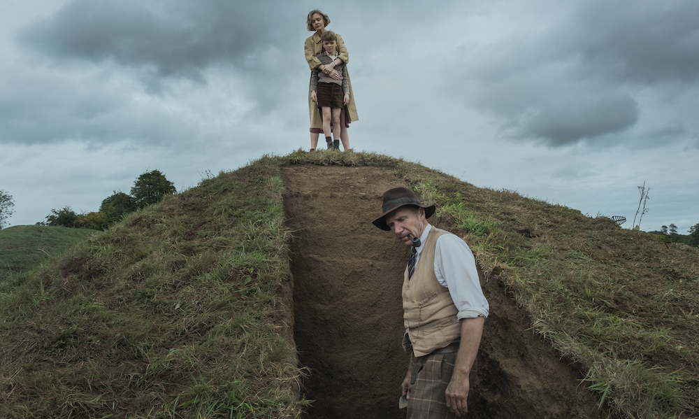 The Dig - What does Ralph Fiennes discover in this true life story?