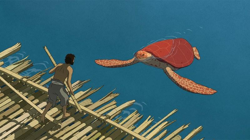 The Red Turtle Best of Studio Ghibli