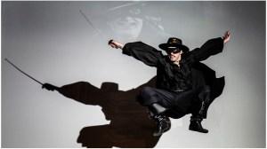'Zorro' Reboot Series in the Works From Secuoya Studios, John Gertz
