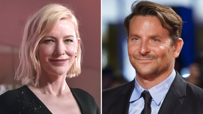Cate Blanchett Bradley Cooper