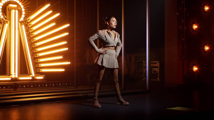 Sony Unveils 'Immersive Reality' Concert Experience With Madison Beer at CES
