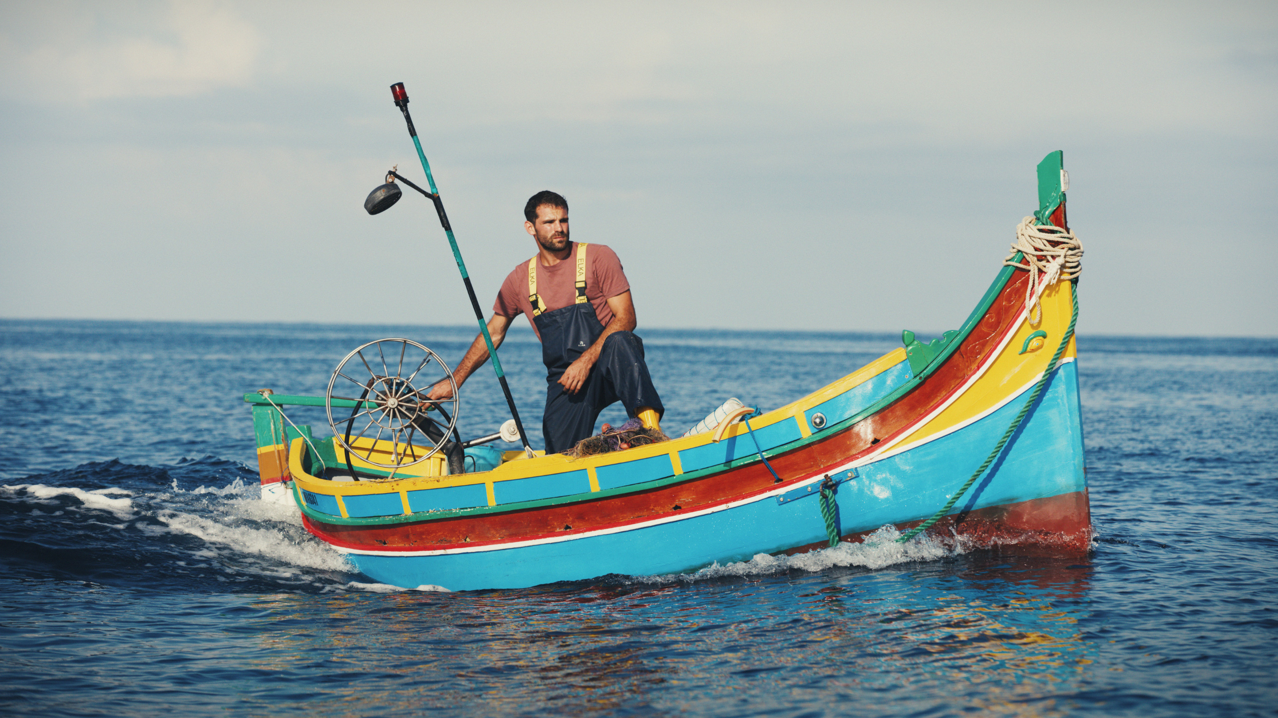 Luzzu' Review: A Maltese Fisherman Grounds a Fine Neorealist Drama - Variety