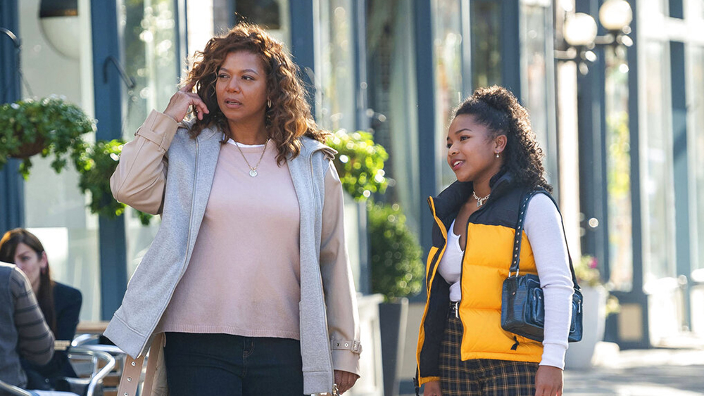 CBS Reveals 'The Equalizer' Teaser Starring Queen Latifah - Variety