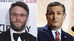 Seth Rogen and Ted Cruz Clash on Twitter Over Paris Climate Agreement and Disney's 'Fantasia'