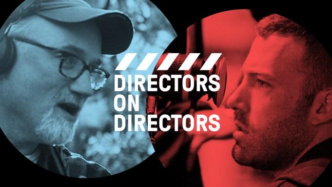 Ben Affleck David Fincher