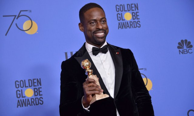 Sterling K. Brown, Ava DuVernay Show Support for #TimesUpGlobes Campaign Criticizing Absence of Black HFPA Members.jpg