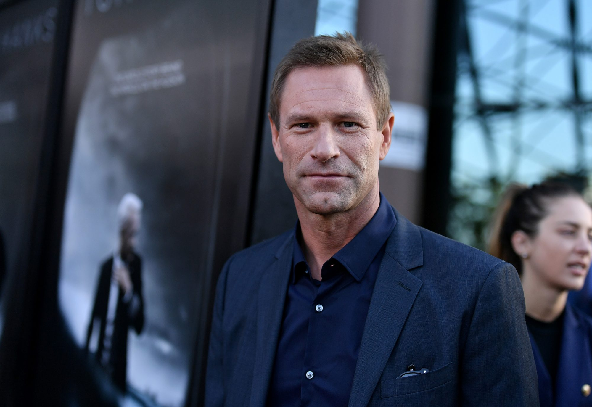 Aaron Eckhart to Play Gerald Ford in Showtime Series 'The First Lady' -  Variety